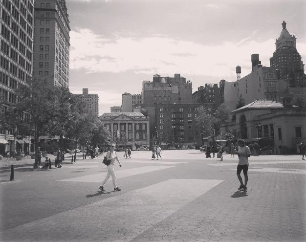 Il mondo a sé stante di Union squareWest