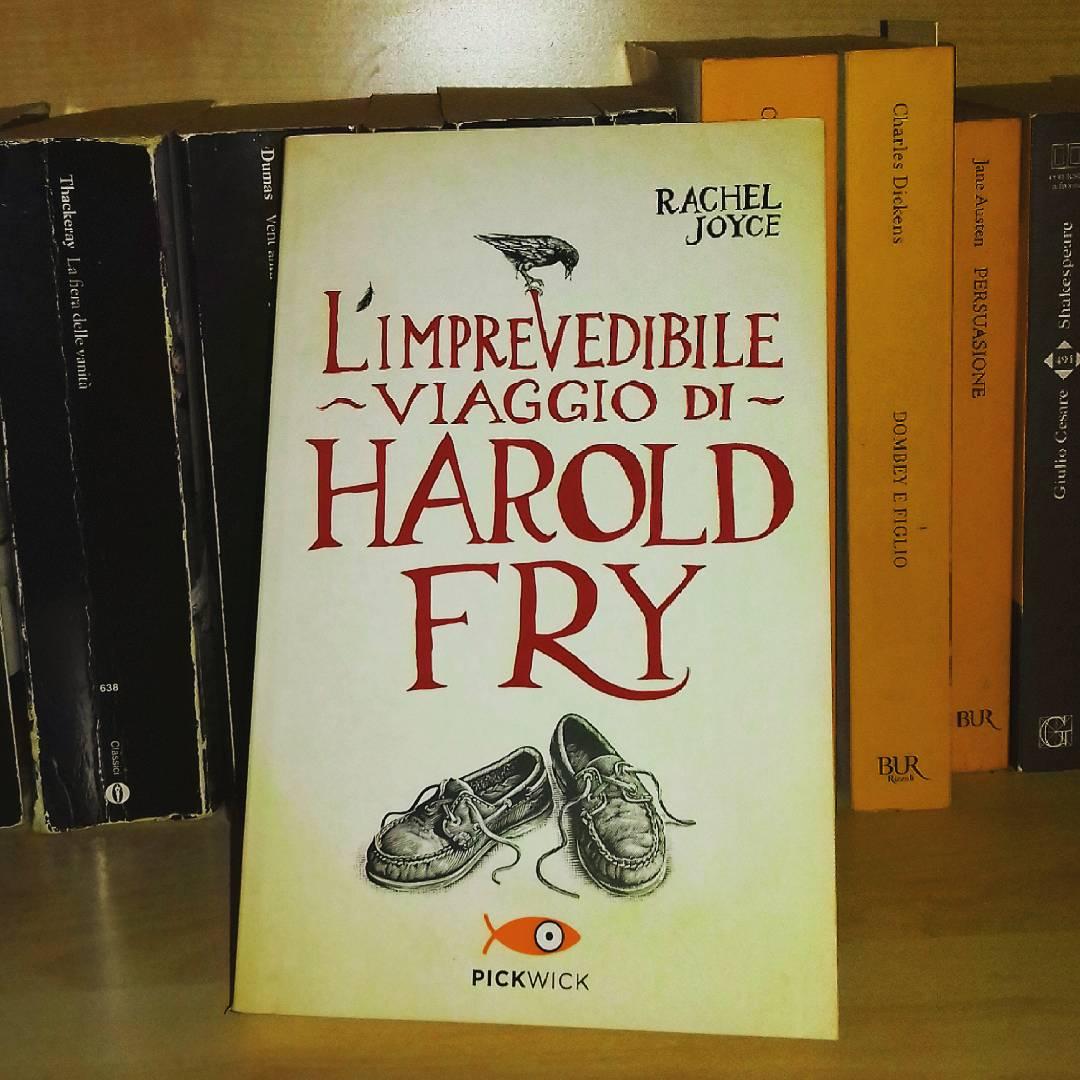 Letture da viaggio e non… Rachel Joyce – L'imprevedibile viaggio di HaroldFry
