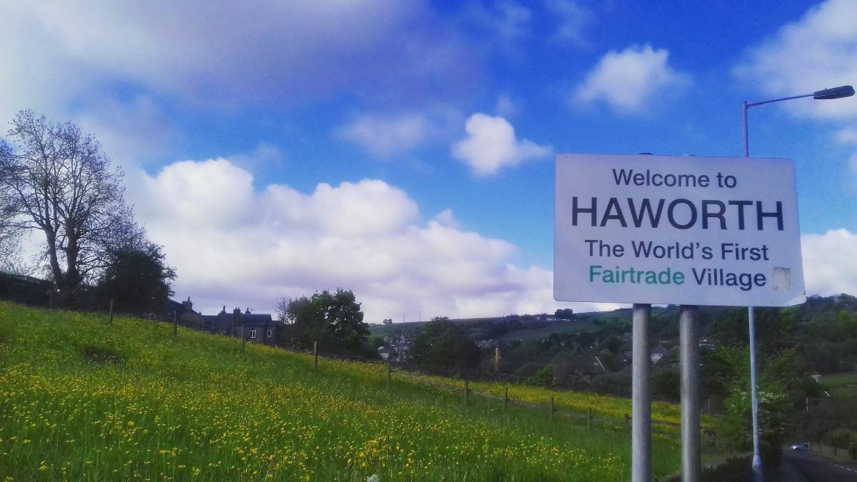 Haworth profuma di mela anche quandopiove