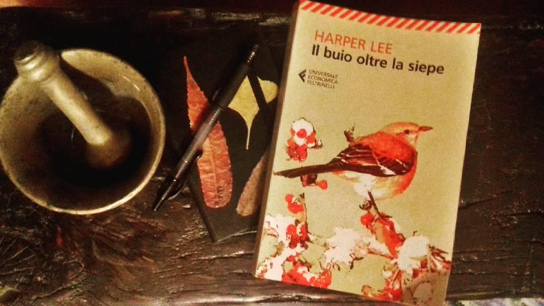 Letture da viaggio e non… Harper Lee – Il Buio Oltre laSiepe