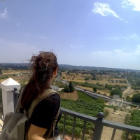 Vi racconto dei colori della Valle d'Itria