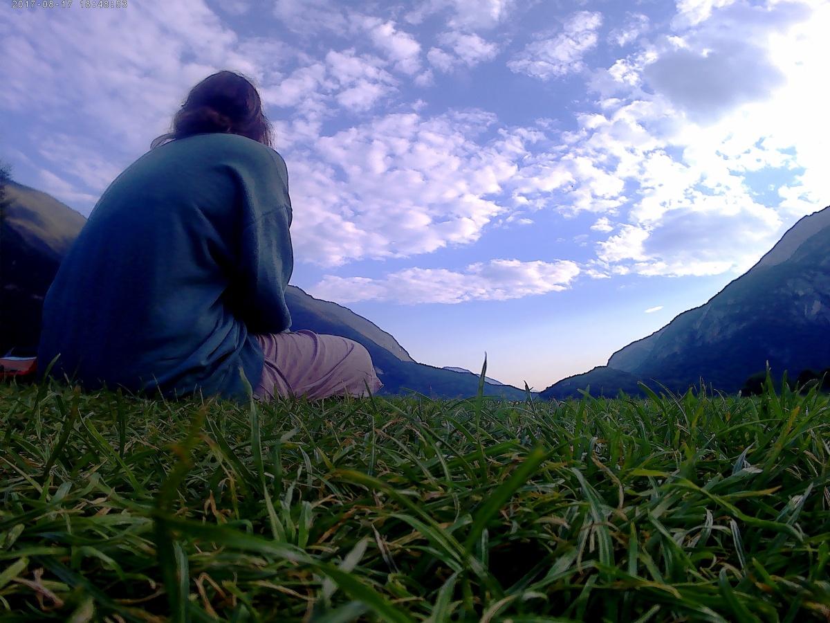 Rinunciare a viaggiare da soli, significa rinunciare a una parte di sestessi
